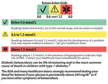 Ketone Action Guide